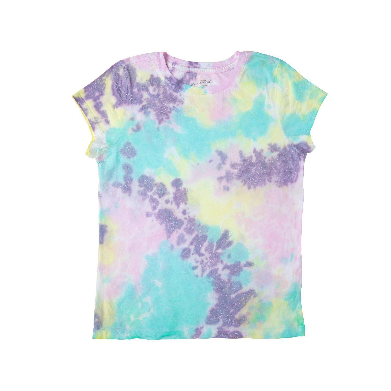 46018 Glitter Tie Dye Kit T-shirt project