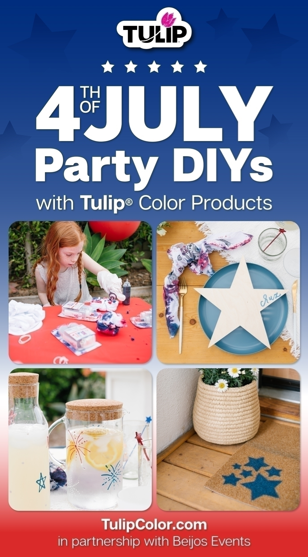 DIYs to Help You Celebrate 4th of July