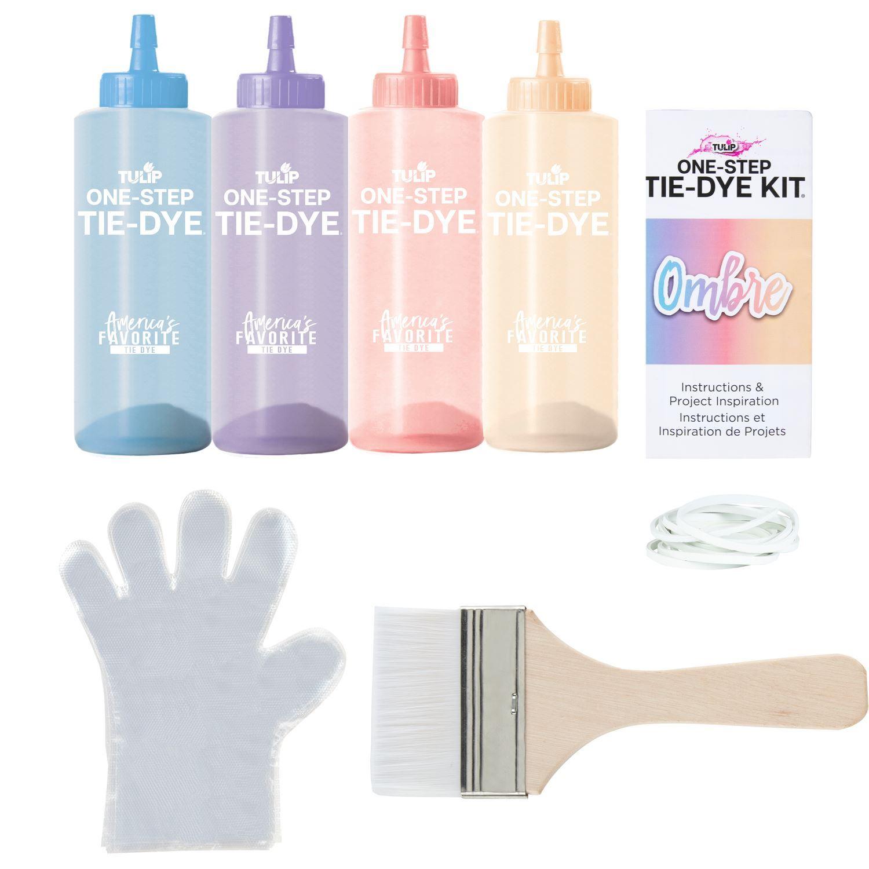 45526 Ombre Technique Tie-Dye Kit contents