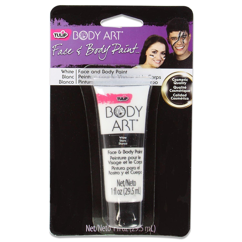 32688 Body Art Liquid Body Paint White Package