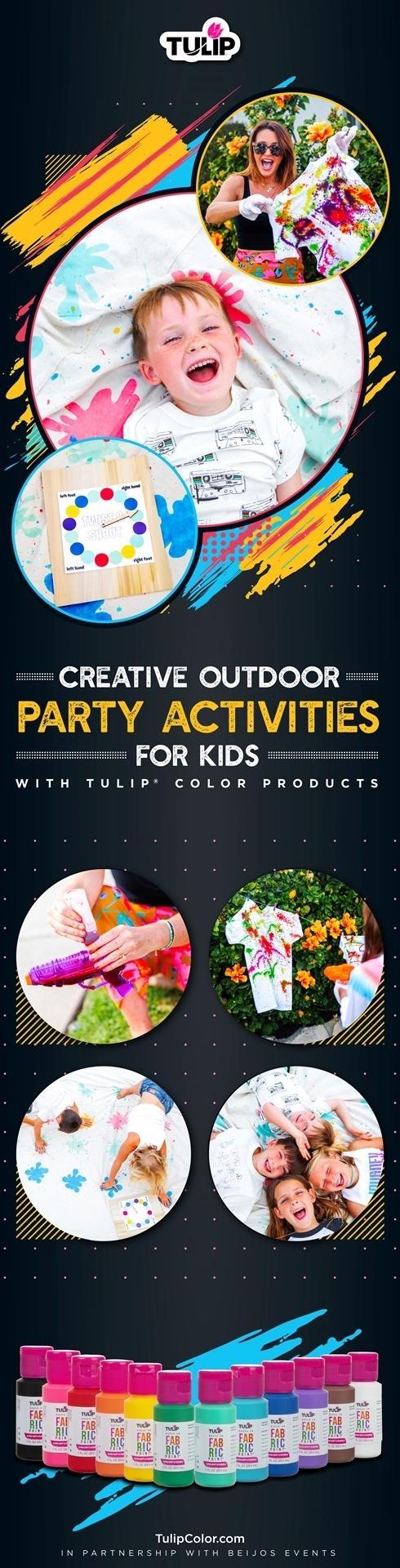 Creative Outdoor Activities for Kids