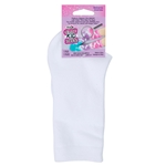 46494 Kids Crazy Socks Unicorn front of package
